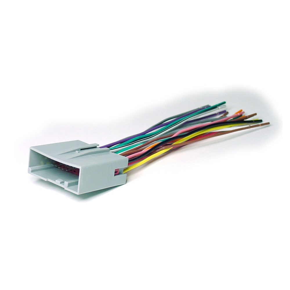 Scosche Fd23b Wiring Harness Color Code Books Of Diagram 1999 Toyota Aftermarket Car Stereo Radio Wire 2003 09 Ford Rh Ebay Com