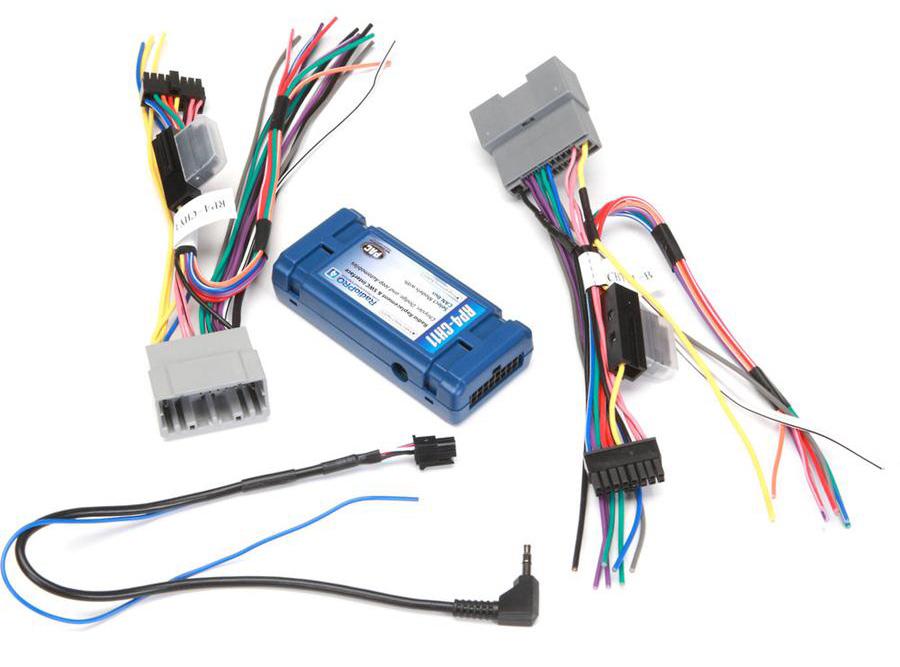 NEW PAC RP4-CH11 Chrysler Dodge Radio Interface Steering Wheel ...